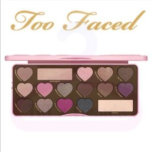 Too Faced•Chocolate Bon Bons Palette•New in Box